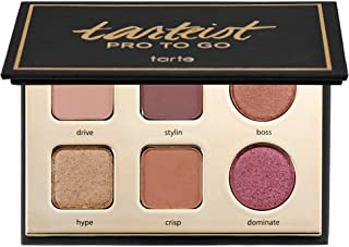 Tarte tarteist Pro To Go Amazonian Clay Palette - Six Exclusive Shades & Travel Shadow Collection