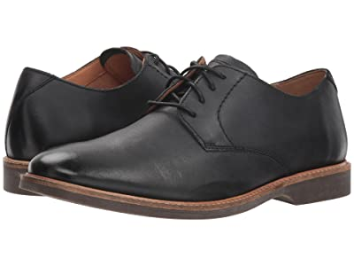 Clarks Atticus Lace (Black Leather) Men