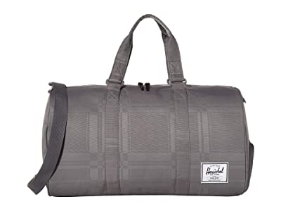 Herschel Supply Co. Novel (Quiet Shade Plaid) Duffel Bags