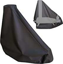 ZaMon Uuni Cover | Fits Uuni 3 Wood Fired Pizza Oven | Waterproof, Heavy Duty 600D Polyester, No Disassembly Required