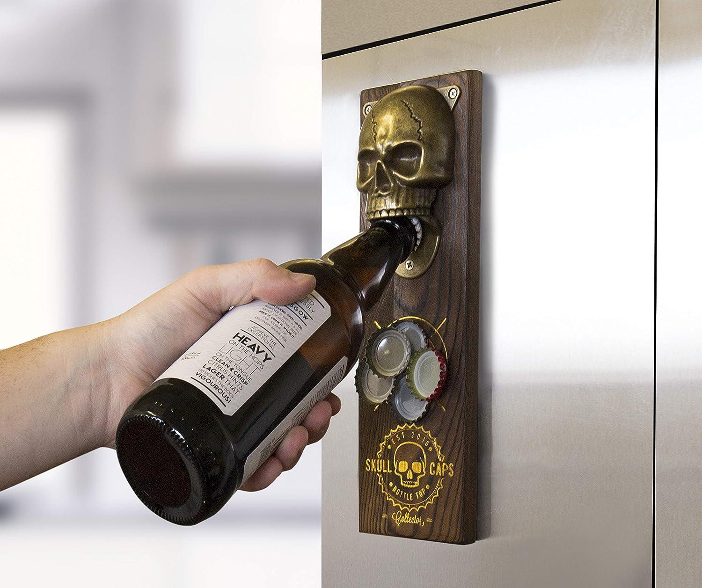 Virginia Beach Mall Skull Caps Long-awaited Opener Bottle