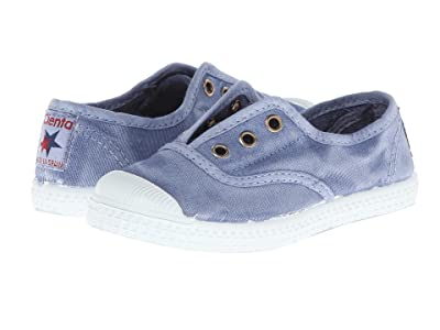 Cienta Kids Shoes 70777 (Toddler/Little Kid/Big Kid) (Washed Denim) Kid