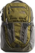 The North Face Recon Backpack, Fir Green Camo Print/New Taupe Green