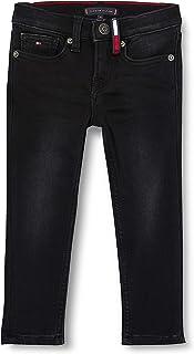 Tommy Hilfiger Jongens Jeans Spencer Slim Brushed - Brublkdnm