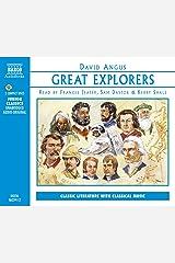 Great Explorers Audio CD