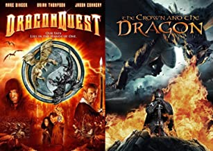 The Crown And The Dragon: The Paladin Cycle & Dragonquest Fantasy DVD Set The Battle Begins