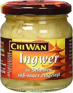 Chi Wán Ingwer in süsser Lake, 6er Pack (6 x 190 g)