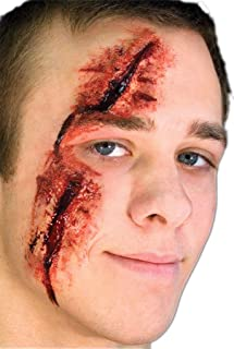 halloween wound prosthetics