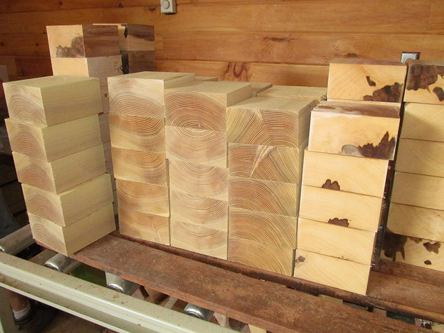 Maple Beech Red River Birch Turning 25% Japan's largest assortment OFF Various Sycamore Lathe Exoti