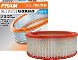 FRAM CA148 Extra Guard Round Plastisol Air Filter