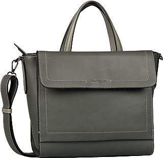 TOM TAILOR Damen Rossa Shopper, 32x10,5x21