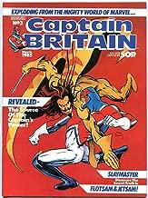 Captain Britain #3 1985- British Comic- Abslom Daak Dalek Killer NM-