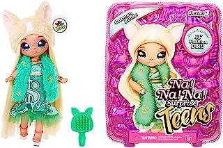 "Na Na Na Surprise Teens Fashion Doll – Carmen Linda, 11"" Soft Fabric Doll, Chihuahua Inspired"""