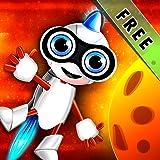 Nerd Bot Rocket : The Flying Robot Cosmos Quest in Space