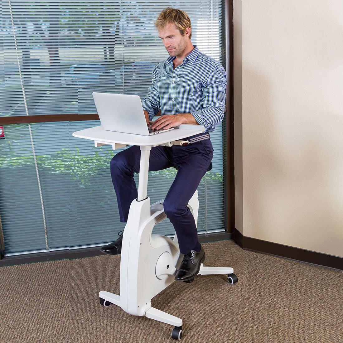 FLEXISPOT Folding Exercise Adjustable Stationary