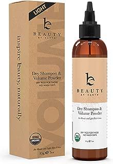 Best natural dry shampoo dark hair Reviews