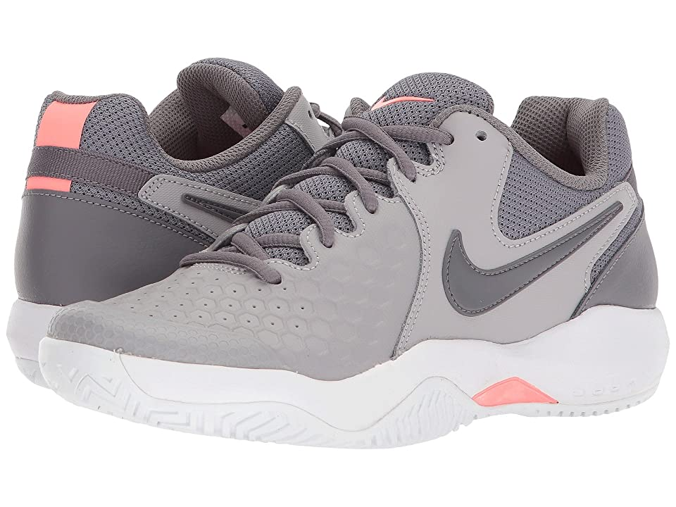 Nike Air Zoom Resistance (Atmosphere Grey/Gunsmoke/Lava Glow/White) Women