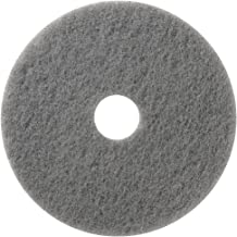 """Americo Manufacturing 402223 Auto Scrub/Ultra High Speed Cleaning Floor Pad (5 Pack), 23"""""""