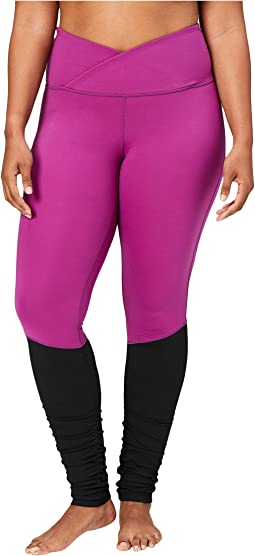 Icon Series – The Ballerina Plus Size Yoga Leggings