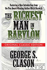 The Richest Man in Babylon (Original Classic Edition) (English Edition) eBook Kindle