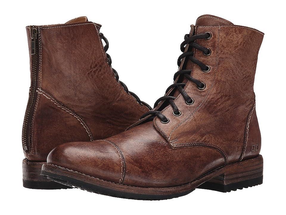 Bed Stu Protege (Teak Driftwood Leather) Men