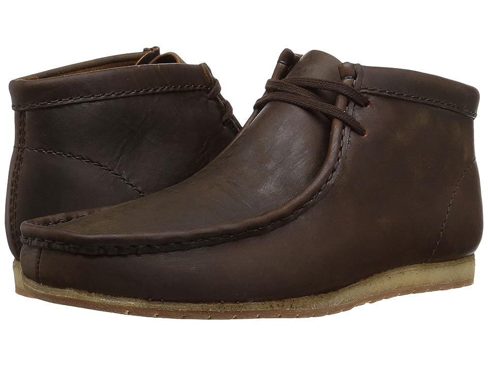 Clarks Wallabee Step Boot (Beeswax) Men