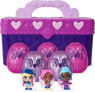 Hatchimals Mini Pixies, Fashion Show 8-Pack Playset of 1.5-inch Collectible Dolls with Mix and Match Wings (Styles May Vary)