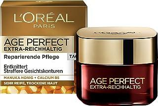 L'Oréal Paris Tagespflege, Age Perfect Extra-Reichhaltig, Anti-Aging..