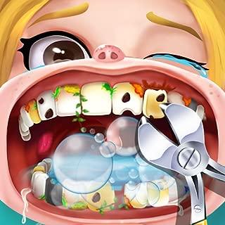 Crazy Dentist Simulator - Doctor Game For kids