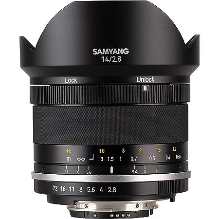Samyang Mf 14mm F2 8 Mk2 Für Nikon F Ae Weitwinkel Kamera