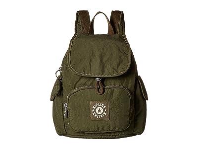 Kipling Citypack XS Backpack (Jaded Green) Backpack Bags