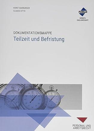 Dokumentenmappe Teilzeit und Befristung
