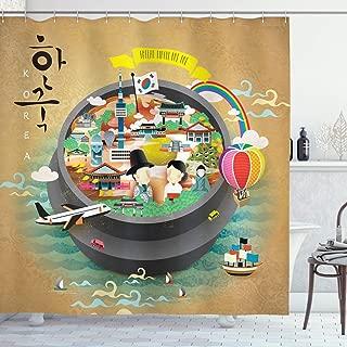 Best korean curtain fabric Reviews