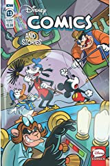 DISNEY COMICS AND STORIES #13 CVR A MAZZARELLO Comic