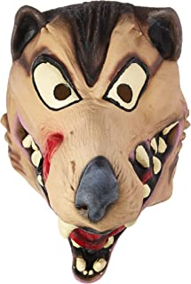 wolf hungry mask