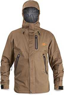 First Lite - Seak Stormtight Rain Jacket in Dry Earth SM - Dry Earth
