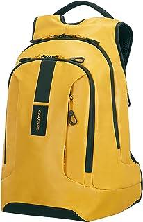 Samsonite Paradiver Light 15.6 Pollici Zaino Porta PC L+, 43 cm, 24 L, Giallo (Yellow)