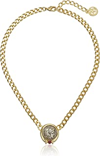 Ben-Amun Jewelry Long Roman Coin