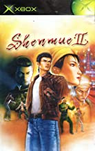 Shenmue II XBox Instruction Booklet (Microsoft XBox Manual Only) (Microsoft XBox Manual)