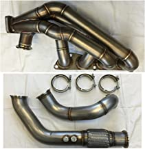 1320 Performance turbo manifold & Downpipe Rsx DC5 k20a2 Type s