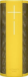 Ultimate Ears Mega Blast Portable Wi-Fi/Bluetooth Speaker, Yellow Lemonade