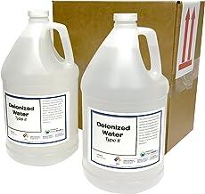 ChemWorld Type II Deionized Water - 2x1 Gallons
