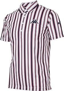 [カッパ] ゴルフ ウェア UV 半袖 シャツ Kappa GOLF