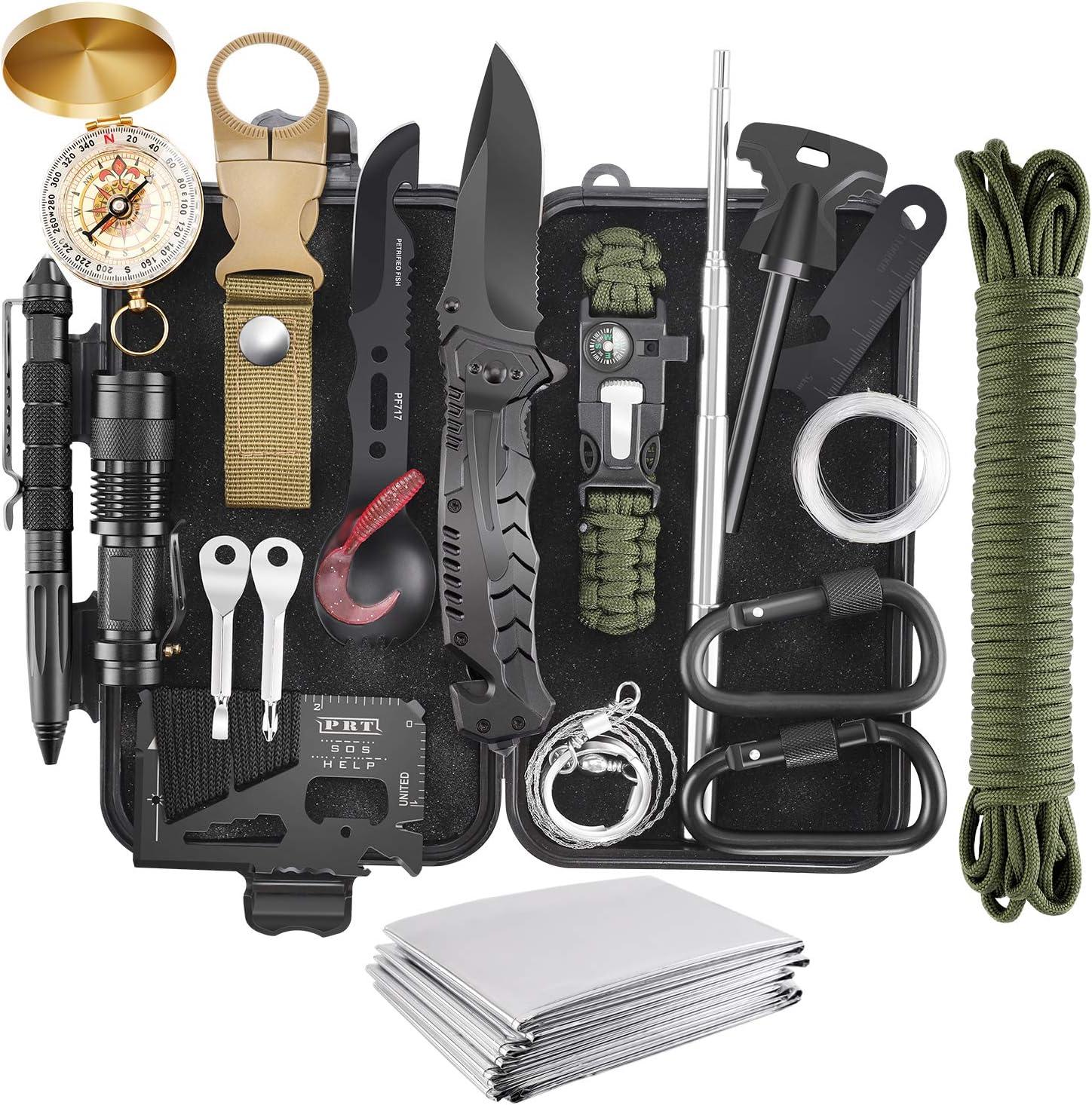 Verifygear 22 in 1  Emergency Survival Kit $21.44 Coupon