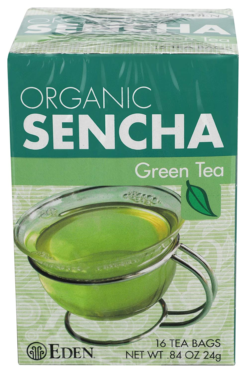 Eden Foods We OFFer at Now on sale cheap prices Tea Sencha Organic ct Green 16