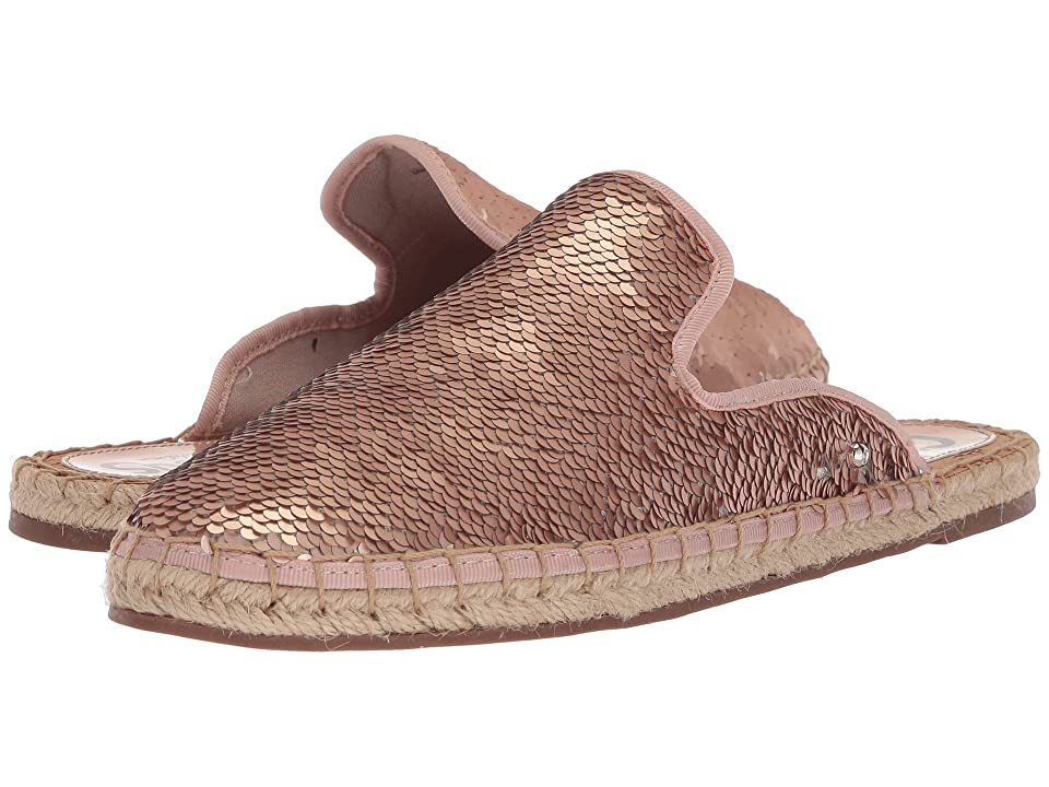 Circus by Sam Edelman Leanne (Rose Gold/Silver Shimmer Metallic Sequins) Women