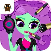 monster high stardoll makeup games