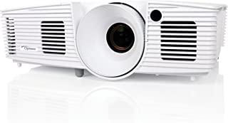 Optoma DH1012 Full 3D 1080p 3200 Lumen DLP Multimedia Projector with MHL Enabled HDMI Port, 18,000:1 Contrast Ratio and 8,...