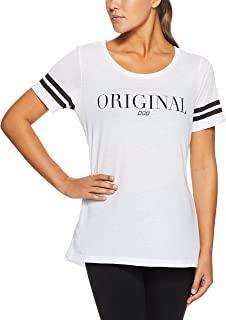 Lorna Jane Women's Original Lifestyle Tee, White