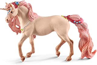 Schleich bayala Animal Figurine, Unicorn Toys for Girls and Boys 5-12 years old, Decorated Unicorn Mare